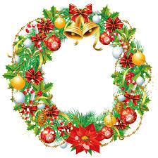 Transparent Christmas Wreath PNG Clipart Picture in 2020 | Christmas wreaths,  Christmas drawing, Christmas art