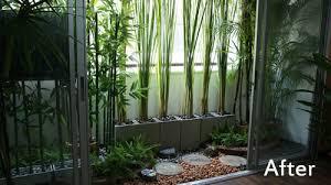 Small Picture Office Balcony Garden Designs in Bangkok Thai Garden Design