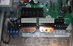 pulling it all together strategies for making common connections in fronius ig plus inverter busbars