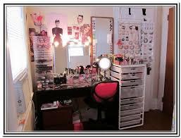 Makeup Desk Organizer Home Design Ideas