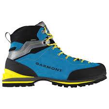 Details About Garmont Ascent Gore Tex Mountain Walking Boots Mens Blue Hiking Trekking Shoes