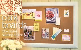 Decor  Decorative Cork Bulletin Board Home Decoration Ideas Decorative Bulletin Boards For Home
