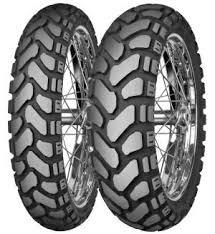 <b>Mitas E</b>-<b>07</b>+ <b>110/80 B19</b> 59 T motorcycle Summer tyres R-377154 ...