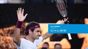 Roger Federer's great escape