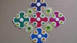 Small Picture Small easy and quick rangoli design Easy Rangoli designs with