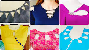 Frock Suit Neck Design 40 Best Neck Designs With Key Holes Stylish Neck Designs For Kurtis Kameez And Frocks