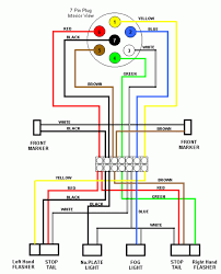 trailer plug wiring diagram trailer wiring diagram for trailer plug jodebal com on trailer plug wiring diagram