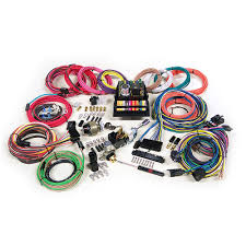 american autowire 500703 mustang highway 15 complete wiring kit american autowire highway 15 complete wiring kit universal