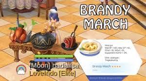 Ragnarok M Eternal Love : How to Make Brandy March - YouTube