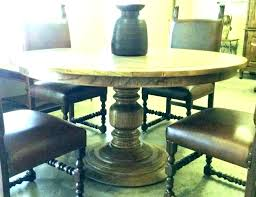54 inch round dining table wide seats how many glass