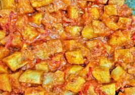 Resep sambal kentang bun : Resep Sambal Goreng Kentang Rumahan Kentang Dicabein Oleh Latifah 24 Cookpad