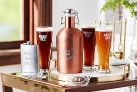gift ideas copper vases mugs kitchenware custom engraved flask or cookware