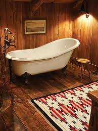 cabin bath tub