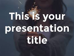 Free Inspirational Powerpoint Template Or Google Slides Theme With