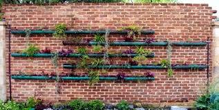 Small Picture Vertical gardens provide a delightful retreat in the backyard
