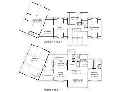 craftsman floor plans. Craftsman Floor Plans