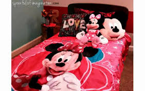 Minnie Mouse Stuff For Bedroom Minnie Mouse Room Decorations Youtube