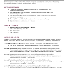 Template Lpn Resume Objective Examples Of Resumes Templates