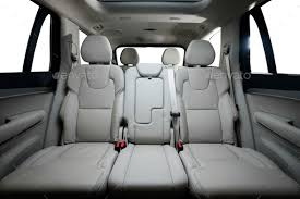 car interior back seat. Unique Interior Back Seats Of Modern Luxury Car White Perforated Leather Interior Stock  Photo By Gargantiopa On Car Interior Back Seat V