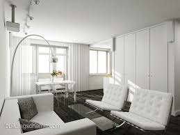 White Leather Dining Room Chairs - Modern white dining room sets