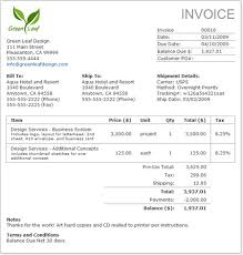 Computer Invoice Software Small Business Invoice Software Workingpoint