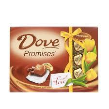 Шоколад <b>Dove</b> promises, молочный - Обзор на сайте ...