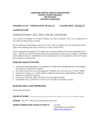 Mental Health Counselor Job Description Resume Narrative Resume Resume Badak 12