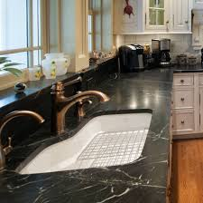 Black Marble Kitchen Countertops Kitchen Wonderful Image Of Kitchen Decoration Using Black Marble