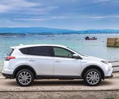 2018 toyota rav4 limited. beautiful toyota side view of white family suv with 2018 toyota rav4 limited i