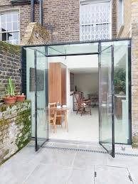 Contemporary exterior home idea in London