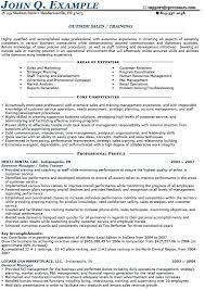 Resume Pharmaceutical Sales Sample Outside Sales Resumes