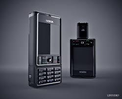 3D Nokia 3250