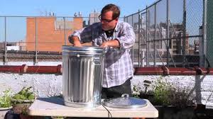 make your own trash can. Delighful Own How To Build Your Own Smoker From A Trashcan Intended Make Your Trash Can