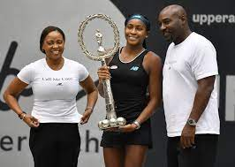 Advice Coco Gauff got from her dad ...