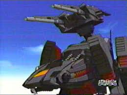 Image result for zoids the lightning saix