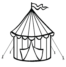 circus coloring pages camping coloring sheets boy sleeping at camping tent coloring page circus colouring pages