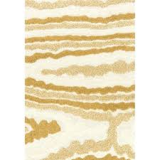 gold area rugs 5x8 ivory rug wrought studio