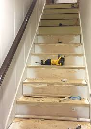 Wood Stairs Diy Ideas