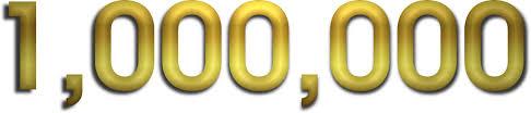 1000000مبروك موضوع الخريطة يحصد مليون