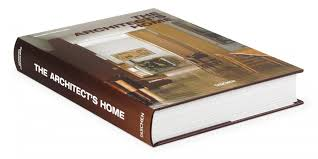 taschen the architect s home coffee table book