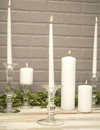 tall taper candle holders candle holder pillar taper inches tall clear glass tall taper candle holders