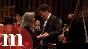 Lahav Shani with <b>Martha Argerich</b> - <b>Beethoven</b>: Piano Concerto No. 2