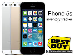 Best Buy iPhone 5s inventory tracker