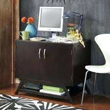 compact office. Compact Office Furniture. Cabinet Desk Espresso Awesome Home Furniture Ideas Feat Vintage Black N