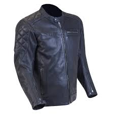 francesco leather motorcycle jacket