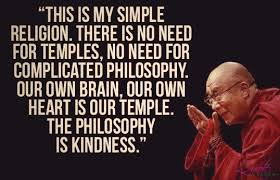 Dalai Lama Quotes On Life Dalai Lama Quotes on Life LessonsKindness and Motivation Mystic Quote 42