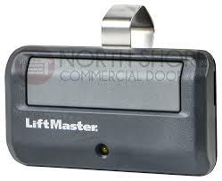liftmaster 891lm 1 on garage door opener remote control