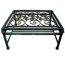 wrought iron outdoor coffee table outdoor iron table wrought iron glass coffee table wrought iron outdoor