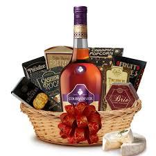courvoisier vsop cognac gift baskets