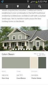 brown exterior paint color schemes19 best Outside paint colors images on Pinterest  Exterior house